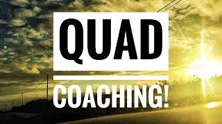 Quad Coaching Blem Drake