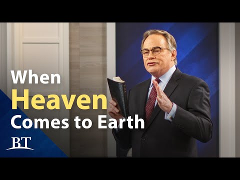 Beyond Today --When Heaven Comes to Earth