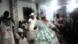 yemanja na casa de alfredo de azaune