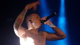 Linkin Park en Chile 2017 - CASTLE OF GLASS HD HQ