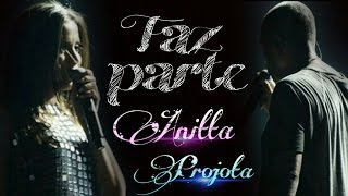 Projota ft Anitta - Faz parte (Karaoke)