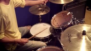 Ian Paice 's Short Solo ( Deep Purple - Burn ) - Drum Lesson #281