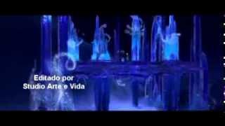 Frozen - Uma Aventura Congelante - música Let it go em português - Livre Estou