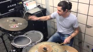 O que Eu Também não Entendo Drum Cover - Jota Quest