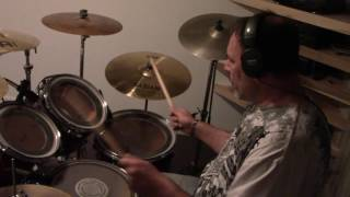 Whiter Shade of Pale, drum Cover, Procol Harum