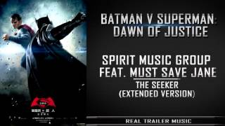 Batman v Superman Ultimate Edition Trailer#2 Music | Extended Version