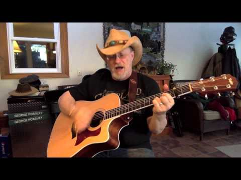 1388 All My Exs Live In Texas George Strait Cover With Guitar