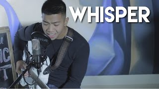 Whisper - Ernie Halter | Angelo Molinos Cover | Acoustic Attack