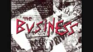 The Business -  London Calling (The Clash Cover)