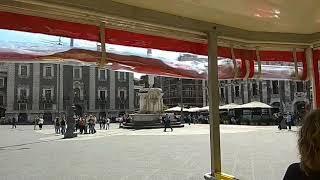 Catania train tour april 18