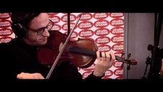 Studio Brussel: Hooverphonic - Danger Zone (Live)