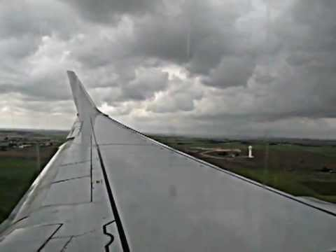 landing casablanca