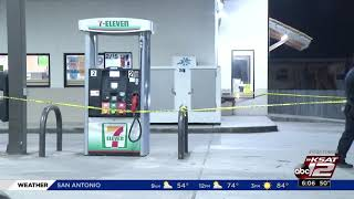 SAPD investigating after altercation, stabbing in 7-Eleven parking lot