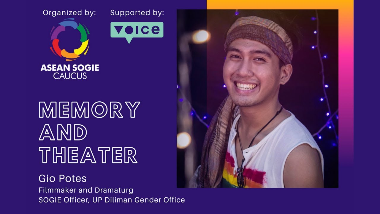 Thumbnail for Memory and Theater: Theater as weapon against the loss of Queer memory