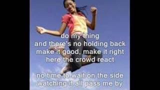 KeKe Palmer- Its My Turn Now- (With Lyrics)