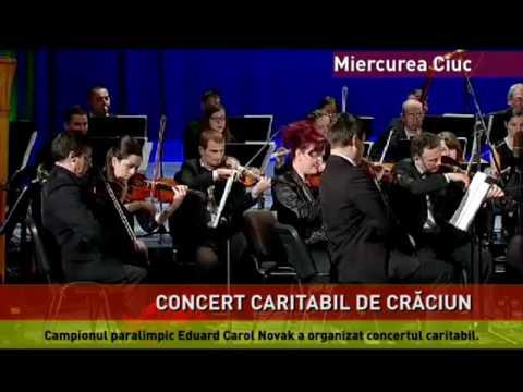 Concert caritabil de Crăciun, pentru copiii cu dizabilități