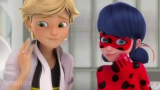 Catch My Breath | Marinette/Ladybug x Chat Noir/Adrien
