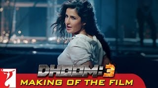 Making Of The Song - Kamli | DHOOM:3 | Part 14 | Aamir Khan | Katrina Kaif