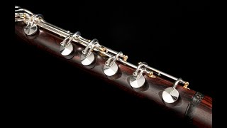 See the new Backun Basset Clarinet in Action