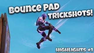 Bounce Pad Trickshots | Bazerk's Highlight Reel #1