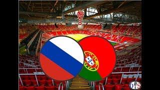 Rádio Antena 1 - Rússia x Portugal - Relato do Golo