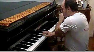 aguas de março elis regina tom jobim/ musica popular brasileira/ piano cover instrumental