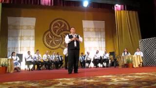"""Spectacolul muzical-coregrafic """"Pe Valea Mureşului"""" 3"""