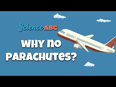 Why Don't They Have Parachutes For Passengers In Commercial Planes?