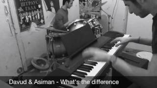 X-Xzibit, Still D.R.E, What's the difference (Cover) - Piano and Drum