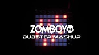 Zomboy Dubstep Mashup Launchpad Cover