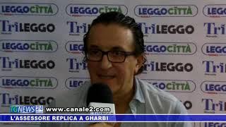 L'ASSESSORE GANDOLFO REPLICA A GHARBI