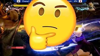 Tekken 7 Chanel Eliza Wall Tech trap vs Hakaioh @IESF 2018 | A CLOSER LOOK