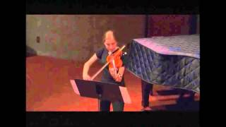 """Ysaÿe: Sonata No. 2 in A minor for Solo Violin, Op. 27 (I. Prelude, """"Obsession"""": Poco vivace)"""