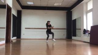 Justin Bieber - All Around The World - Choreography by Alexander Chung - dancer Ksenia Pirog