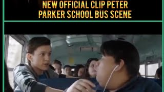 Biggest INFINITY war leaked scene spiderman suit up for iron spider