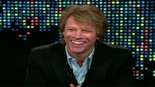 CNN Official Interview: Jon Bon Jovi on Larry King Live