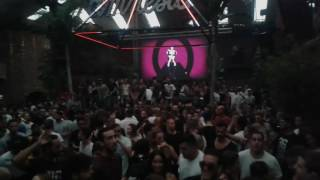 Paco Osuna (3) - Amnesia Closing Party - Terrace - Ibiza - 08-10-16