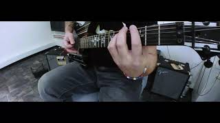 WTF - Hugel feat. Amber Van Day - Guitar Cover (Covered and tabbed by sportguitars)