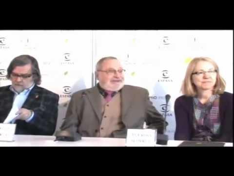 Premio Primavera Novela 2012   Emisión en Directo