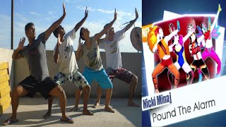 Just Dance 2014 - Pound The Alarm | 5 Stars | Gameplay