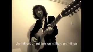 Un million de roses écarlates [Миллион алых роз] - фрагмент