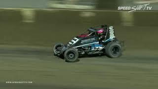 "USAC ""Smackdown VII Night #1"" Highlights   Kokomo Speedway 8.23.18"