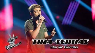 """Daniel Galvão – """"Treat you better""""   Tira-Teimas   The Voice Portugal"""
