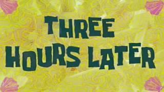 Spongebob timecards only timeline scenes