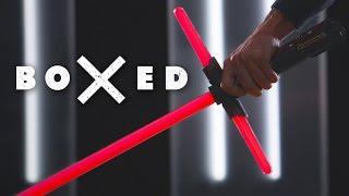 Star Wars Kylo Ren Lightsaber | The Force Awakens | Boxed