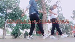 COUPLE SHUFFLE DANCE ❤️ NHẢY ĐÔI CỰC ĐẸP MẮT - CUTTING SHAPE