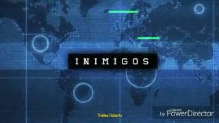 HAIKAISS - INIMIGOS (LETRA)