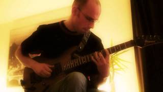 Joe Satriani - Solitude (cover by hacktrick) (standard tuning)