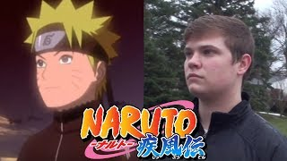 Naruto Shippuden OP 1 (In Real Life)