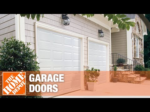 A video on buying the best garage doors for your home.